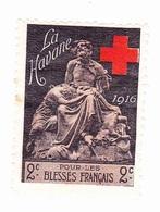 Vignette Militaire Delandre - Croix Rouge - La Havane - Commemorative Labels