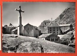 VAU-27 Gran St Bernardo Grand Saint-Bernard Frontera Svizzero-Italia. Grand Format. Non Ha Viaggiata - Zonder Classificatie