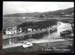 SANTA LIBERATA - ORBETELLO -  ( GROSSETO ) - 1967 - CAMPING - NON COMUNE - Grosseto