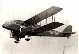 De Havilland DH 84 Dragon      17 * 12 Cm - Aviación