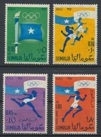 °°° SOMALIA - Y&T N°4/5 + 5/6 PA - 1960 MNH °°° - Somalia (1960-...)