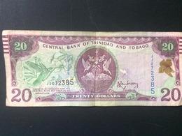 TRINIDAD TOBAGO 20 DOLLARS - Trinidad & Tobago