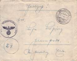 Feldpostbrief 1944 Salzgitter> FPNr.22622 - Covers & Documents