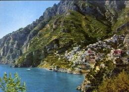 Positano - Panorama - 26-042 - Formato Grande Viaggiata – E 10 - Napoli