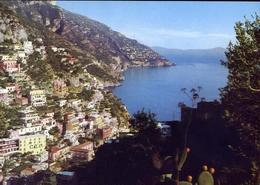 Positano - Panorama - 26-063 - Formato Grande Viaggiata – E 10 - Napoli