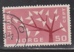 NORWAY Scott # 414 Used - Europa Issue - Norway