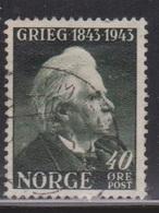 NORWAY Scott # 257 Used - Norway