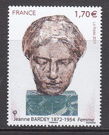 Año 2017  Nª 5154 Jeanne Bardey - Neufs