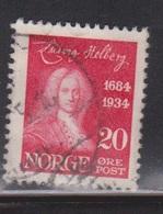 NORWAY Scott # 160 Used - Norway