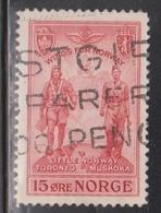 NORWAY Scott # 274 Used - Norway