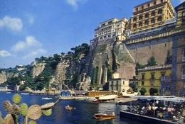 Sorrento - Excelsior Hotel Victoria - 108 - Formato Grande Non Viaggiata – E 10 - Salerno