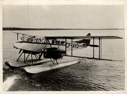 De Havilland DH   Dragon        21 * 17 Cm HAWKER SIDDELEY - Aviación
