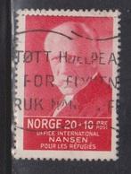 NORWAY Scott # B7 Used - Norway