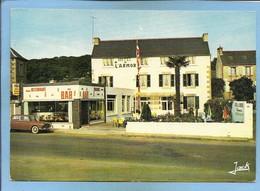 Perros-Guirec (22) Hôtel De L'Armor Restaurant-Bar 2 Scans 20-08-1966 Voiture - Perros-Guirec