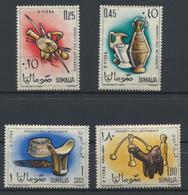 °°° SOMALIA - Y&T N°17/18 + 15/16 PA - 1961 MNH °°° - Somalia (1960-...)