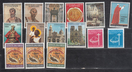 Vaticano - 1967 - Complete Year Set ** - Vaticano
