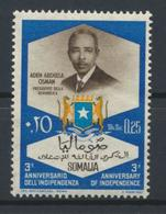 °°° SOMALIA - Y&T N°24/27 - 1963 MNH °°° - Somalia (1960-...)