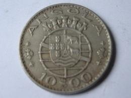 10 ESCUDOS 1970. - Angola