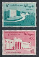 °°° SOMALIA - Y&T N°30/31 - 1963 MNH °°° - Somalia (1960-...)
