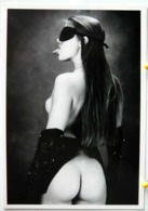 ALLISON PAR DERRIERE FETISH GIRLS EROTISME YEUX BANDES FEMME NUE FETICHISME ERIC KROLL TASCHEN BONDAGE - Fine Nudes (adults < 1960)