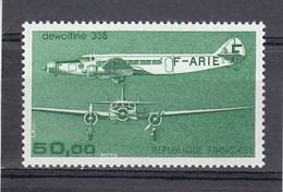 1987 - YT N°60** - Trimoteur Dewoitine 338 - Poste Aérienne