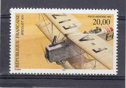 1997 - YT N°61** - Biplan Breguet XIV - Poste Aérienne