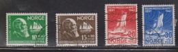 NORWAY Scott # B20-3 Used - Norway