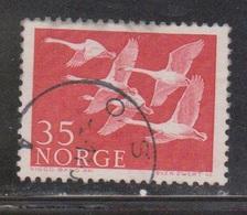 NORWAY Scott # 253 Used - Flying Geese - Norway