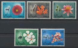 °°° SOMALIA - Y&T N°42/46 - 1965 MNH °°° - Somalia (1960-...)