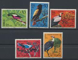 °°° SOMALIA - Y&T N°47/51 - 1966 MNH °°° - Somalia (1960-...)