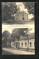 AK Spreenhagen, Gasthof Zur Guten Quelle, Kirche Und Denkmal - Spreenhagen
