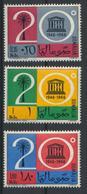 °°° SOMALIA - Y&T N°59/61 - 1966 MNH °°° - Somalia (1960-...)