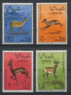 °°° SOMALIA - Y&T N°62/65 - 1967 MNH - Somalia (1960-...)