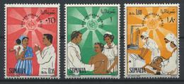 °°° SOMALIA - Y&T N°80/82 - 1968 MNH - Somalia (1960-...)