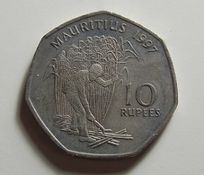 Mauritius 10 Rupees 1997 - Maurice