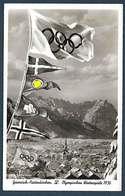 Garmisch-Partenkirchen IV Olympischen Winterspeile 1936 - Olympische Spiele