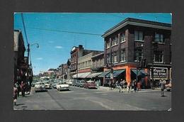 NORTH BAY - ONTARIO - MAIN STREET - NICE CARS - B YWm. R. FORDER - North Bay