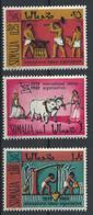 °°° SOMALIA - Y&T N°107/9 - 1969 MNH - Somalia (1960-...)