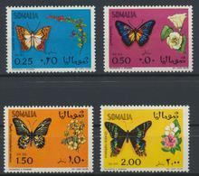 °°° SOMALIA - Y&T N°113/16 - 1970 MNH - Somalia (1960-...)
