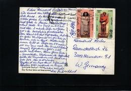 Egypt Interesting Postcard - Ägypten