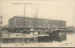 Bruxelles : L'Entrepôt  1904 - Maritiem