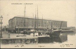 Bruxelles : L'Entrepôt  1904 - Maritime