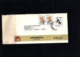 Argentina  Interesting Letter - Luftpost