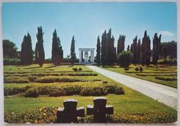 DEUTSCHER SOLDATENFRIEDHOF POMEZIA - ITALIEN - Motiv 1 - II World War - Gestaltet Vom Volksbund Deutsche Kassel - Monumenti Ai Caduti