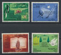 °°° SOMALIA - Y&T N°124/27 - 1970 MNH - Somalia (1960-...)
