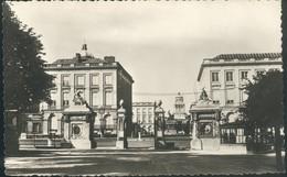 Bruxelles :   Le Parc - Place Royale - Monuments, édifices