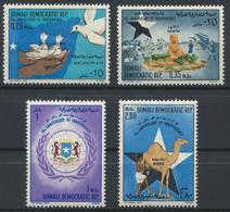 °°° SOMALIA - Y&T N°120/23 - 1970 MNH °°° - Somalia (1960-...)