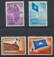 °°° SOMALIA - Y&T N°2/3 + 3/4 PA - 1960 MNH °°° - Somalia (1960-...)
