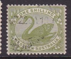 Western Australia 1907 SG 116 Used - Oblitérés