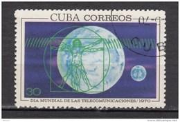 Cuba, Homme De Vitruve, Léonard De Vinci, Homme Nu, Nude Woman, Terre, Earth, Télécom - Nudi